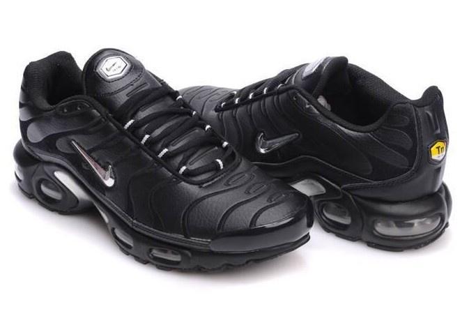magasin en ligne 98e76 fe8c8 Boutique pour Nike Chaussure Homme Air Max Plus TN Nior Argent