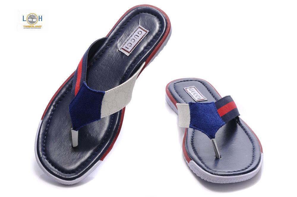 nouvelle version nouveaux articles meilleur prix Tongs GUCCI a foot locker,chaussure tongs homme pas cher 2012