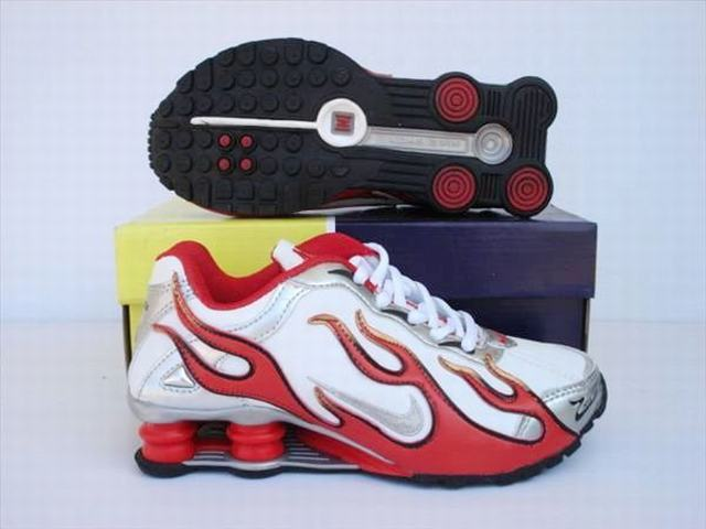 basket nike air max garcon 36