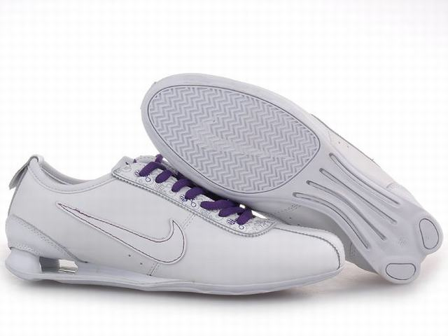 later differently presenting shox rival,chaussure shox,Nike Shox Femme