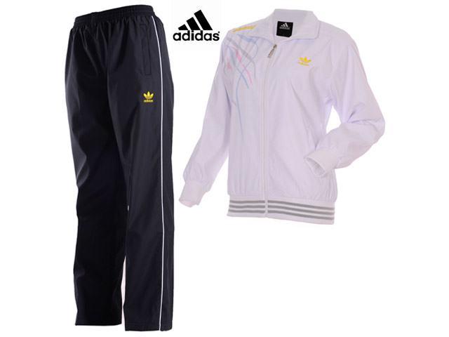 jogging adidas femme blanc